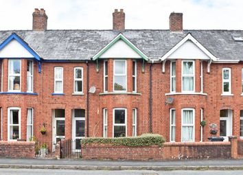 Thumbnail 3 bed terraced house for sale in Tremont Road, Llandrindod Wells