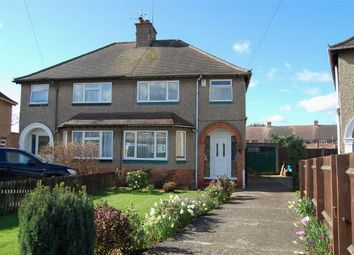 Thumbnail 3 bed semi-detached house for sale in Beverley Crescent, The Headlands, Northampton