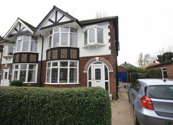 Thumbnail 4 bed semi-detached house to rent in Malham Avenue, Anlaby High Road, Hull