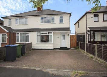 Thumbnail 3 bedroom semi-detached house for sale in Balcombe Road, Rugby, Warwickshire
