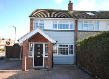 Thumbnail 3 bed end terrace house for sale in Ketleys, Chelmsford, Essex