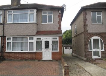 Thumbnail 3 bedroom semi-detached house to rent in Edgar Road, West Drayton