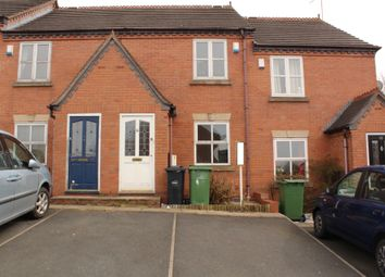 Thumbnail 2 bed terraced house for sale in Beckensall Close, Dudley