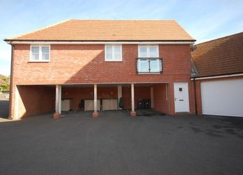 Thumbnail 2 bed flat to rent in Mead Lane, Buxted, Uckfield
