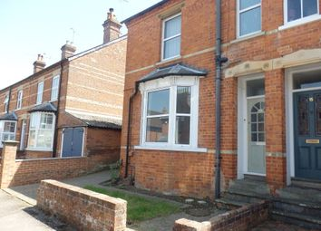 Thumbnail 3 bed semi-detached house to rent in Priory Road, Newbury
