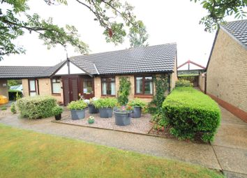 Thumbnail 2 bed semi-detached bungalow for sale in Curzon Close, Burbage, Hinckley