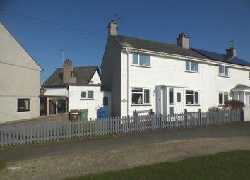Thumbnail 3 bed semi-detached house for sale in Terfynfa, Morfa Nefyn, Pwllheli, Gwynedd