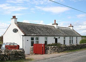 Thumbnail 3 bed cottage for sale in Balsier Cottage, Sorbie