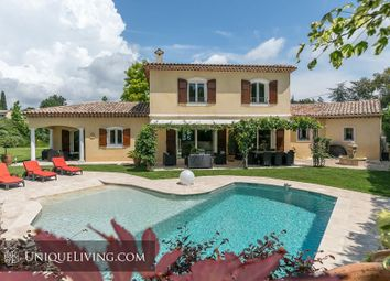 Thumbnail 6 bed villa for sale in Valbonne, French Riviera, France