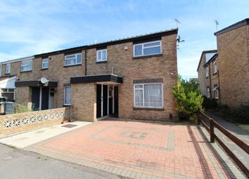 Thumbnail 3 bed end terrace house for sale in Farrer Street, Kempston, Bedford