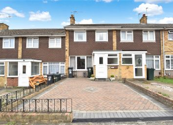 Thumbnail 2 bed terraced house for sale in Penney Close, West Dartford, Kent
