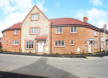 Thumbnail 3 bedroom end terrace house for sale in Farwell Crescent, Chickerell, Weymouth