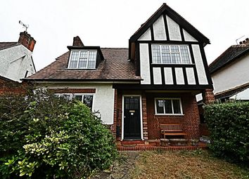 Thumbnail 3 bed detached house for sale in Valley Avenue, North Finchley