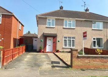 Thumbnail 3 bed semi-detached house for sale in Masefield Avenue, Warwick