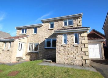 Thumbnail 3 bed semi-detached house for sale in Quantock Drive, Lindsayfield, South Lanarkshire