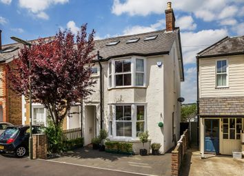 Thumbnail 4 bed semi-detached house for sale in St. Marys Road, Reigate