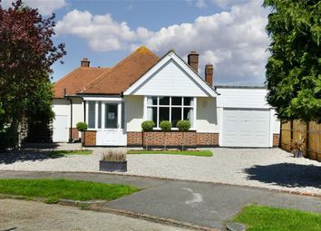 Thumbnail 3 bed detached house for sale in South Mead, Ewell, Surrey