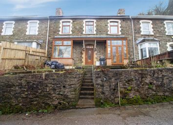 Thumbnail 4 bed terraced house for sale in Clytha Crescent, Abertillery, Blaenau Gwent