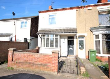 Thumbnail 2 bedroom end terrace house to rent in Farebrother Street, Grimsby