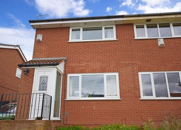 Thumbnail 2 bed semi-detached house for sale in 14, Morton Road, Windmill Hill, Runcorn, Halton