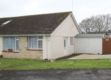 Thumbnail 2 bedroom semi-detached bungalow to rent in Coppice Avenue, Ferndown
