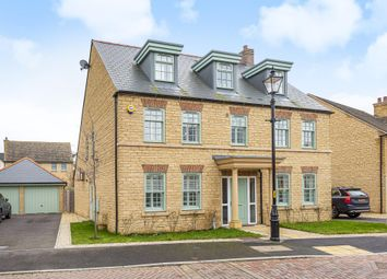 Thumbnail 5 bed detached house for sale in Kingston Bagpuize, Oxfordshire