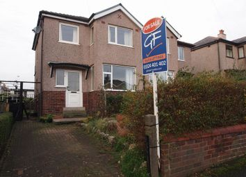 Thumbnail 3 bed semi-detached house for sale in Peel Avenue, Lancaster