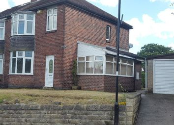 Thumbnail 3 bed semi-detached house to rent in Prescott Road, Wadsley, Sheffield