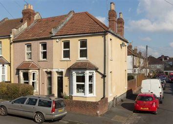 Thumbnail 2 bed end terrace house for sale in Springfield Avenue, Horfield, Bristol