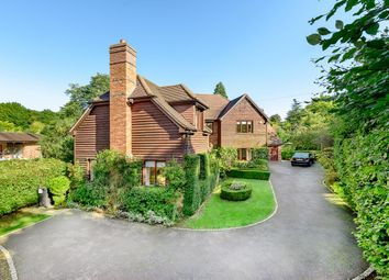 Thumbnail 5 bed detached house for sale in Stoke Gaze West End Lane, Stoke Poges