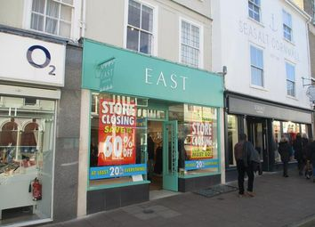 Thumbnail Commercial property for sale in 7 Buttermarket, Bury St Edmunds