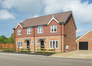 Thumbnail 3 bed semi-detached house for sale in Applegarth Vale, Grayshott, Hindhead