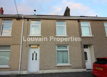 Thumbnail 2 bed terraced house for sale in Railway View, Sirhowy, Tredegar, Blaenau Gwent.