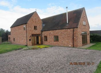 Thumbnail 4 bed barn conversion to rent in Norbury Barns, Norbury