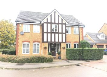 Thumbnail 4 bed property to rent in Stagshaw Grove, Emerson Valley, Milton Keynes