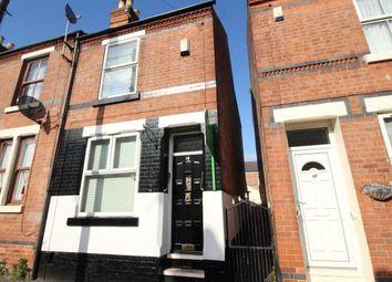 Thumbnail 2 bed terraced house for sale in Ewart Road, Nottingham