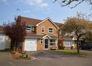 Thumbnail Detached house for sale in Dalby Close, Kettering