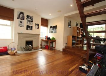 Thumbnail 2 bed terraced house to rent in Crown Road, Muswell Hill