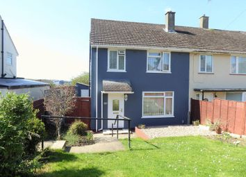 Thumbnail 3 bed end terrace house for sale in Elborough Road, Swindon