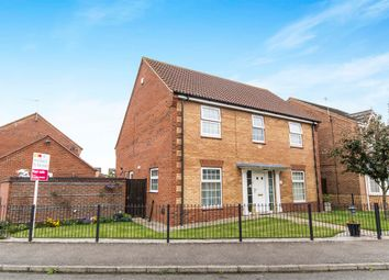 Thumbnail 4 bed detached house for sale in Saddlers Way, Fishtoft, Boston