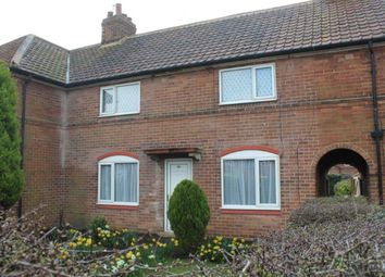Thumbnail 4 bed terraced house for sale in Grange Road, Tadcaster
