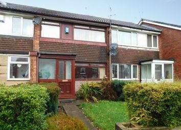 Thumbnail 3 bed terraced house for sale in Rewe Close, Blackburn, Lancashire