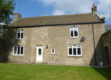Thumbnail 2 bed cottage to rent in Summerfield Farm, Carterway Heads
