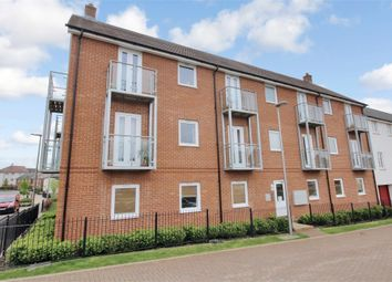 Thumbnail 3 bed flat for sale in Tobago Drive, Newton Leys, Milton Keynes, Buckinghamshire