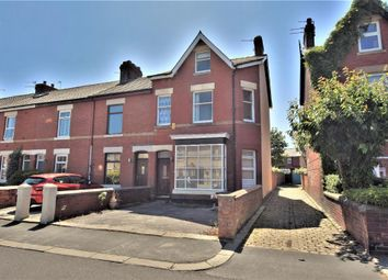 Thumbnail 5 bed end terrace house for sale in Holmefield Road, St. Annes, Lytham St. Annes