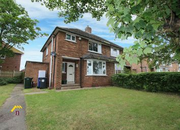 Thumbnail 3 bed semi-detached house for sale in Everingham Road, Cantley Doncaster