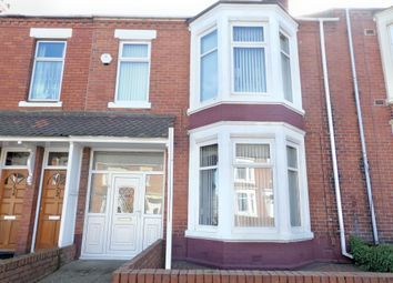 3 bed terraced house for sale in Mowbray Road, South Shields NE33