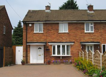 Thumbnail 2 bed end terrace house for sale in Arlescote Road, Solihull