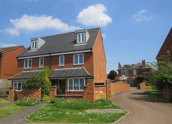 Thumbnail 3 bed semi-detached house for sale in Evison Road, Rothwell, Kettering