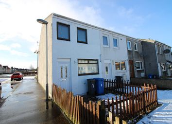 Thumbnail 2 bed end terrace house for sale in Braefoot, Whitburn